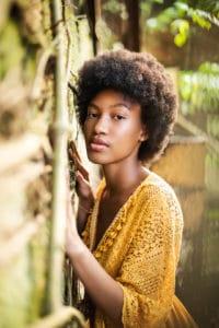 Portrait femme afro-jessicalaguerre